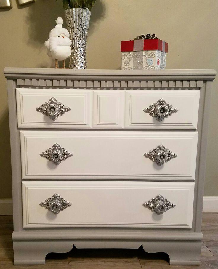 best 10+ silver dresser ideas on pinterest | silver painted