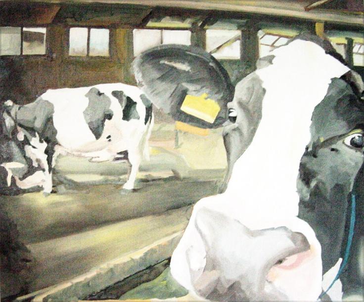acrilico su tela, 60x50, 2005
