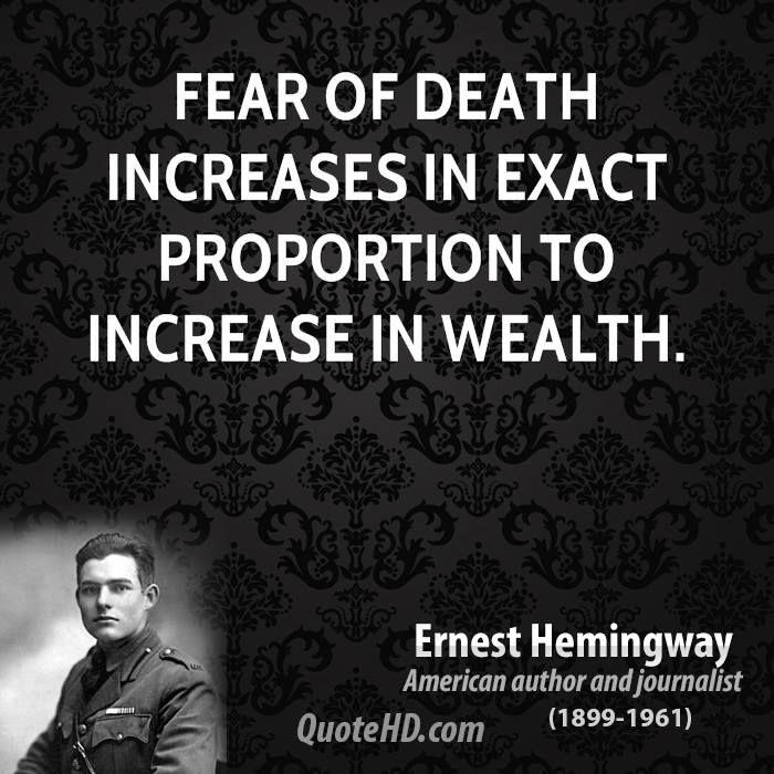 Ernest Hemingway Autopsy | Ernest Hemingway Death Quotes | QuoteHD
