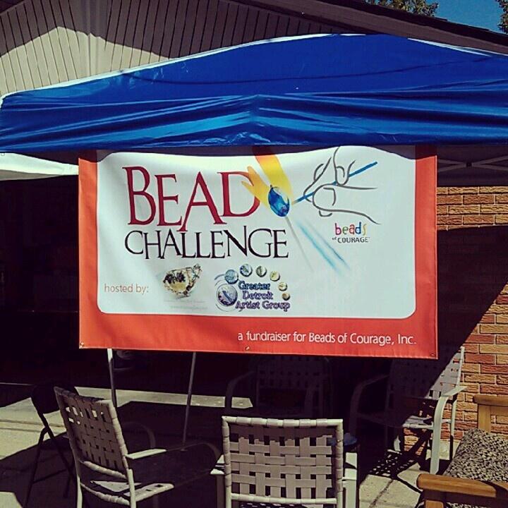 Beads of Courage challenge, Brighton, MI