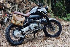 BMW R 1100 GS 'Urban Scrambler' by Officine Sbrannetti. - Bike EXIF