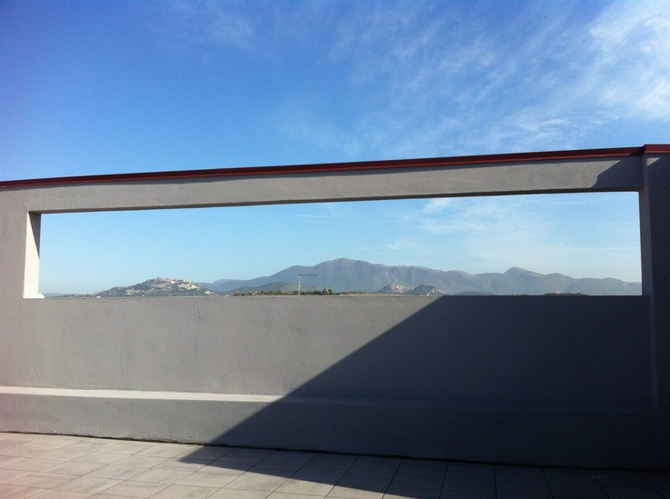 2012 - Complesso Residenziale Qube | Qube Houses - rooftop with view
