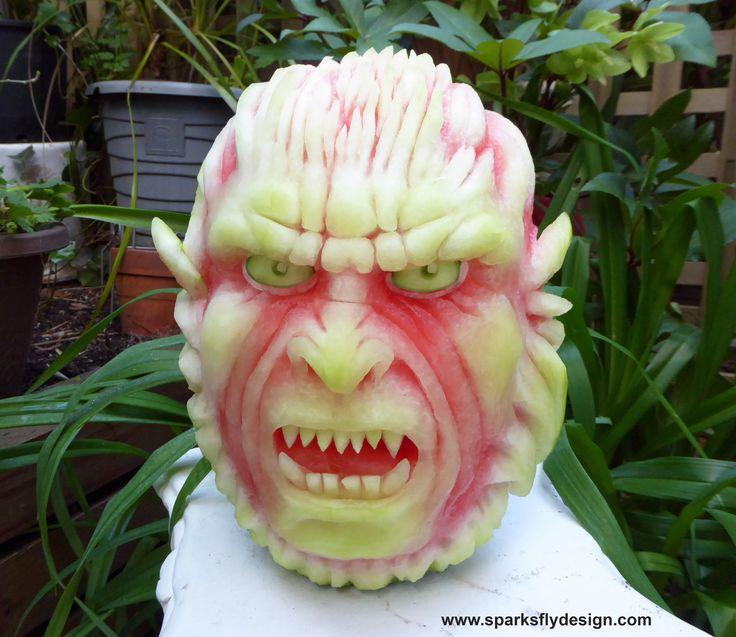 Best images about watermelon carvings on pinterest