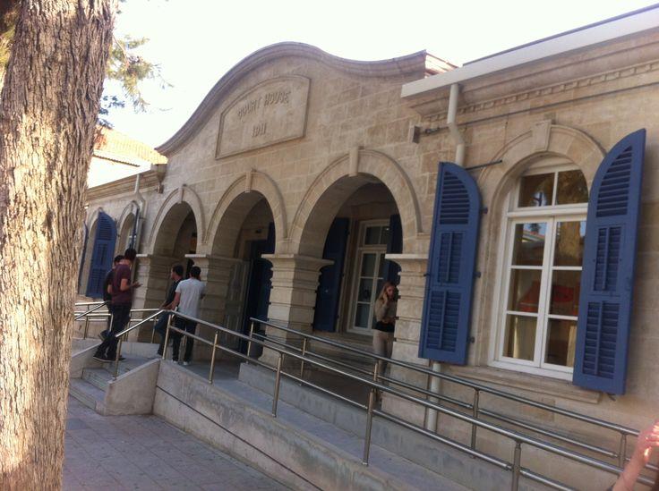 Βιβλιοθήκη Τεπάκ-Λεμεσός