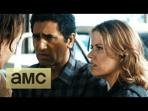 New Fear the Walking Dead Featurette Gives Up Close and Personal Look at a Zombie