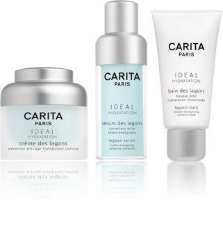 Ideal hydratation « Carita Paris <3