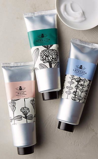Thistle & Vine Hand Cream #anthrofave