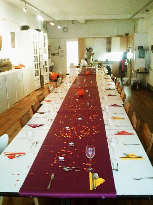 Te huur voor culinaire activiteiten, een wijnproeverij, zelf een etentje bereiden of laten verzorgen met/voor collega's, vrienden en familieleden...