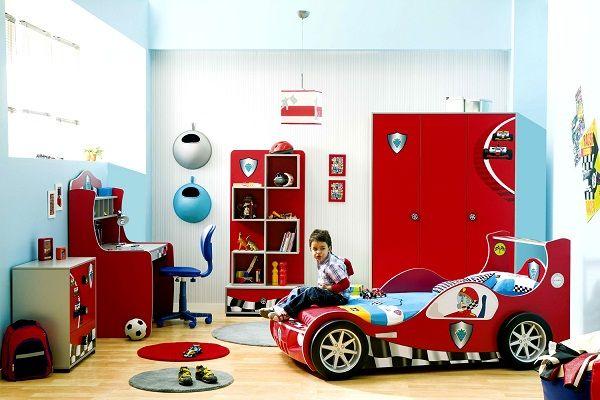 Erkek Çocuk Odası Dekorasyonu İçin Öneriler