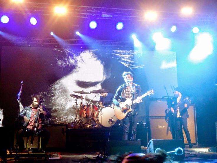 Edinburgh Hogmanay   Blog post about the Street Party on New Year's Eve, featuring Twin Atlantic, The Twilight Sad & Young Fathers, and plenty of fireworks