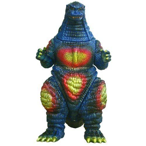 Giant Godzilla Vs Destoroyah Version Sofubi. #godzilla #kajiu #monster #sofubi #vinyl #toystagram