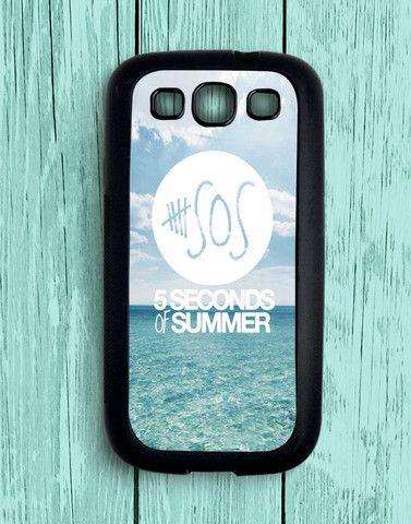5 Second Of Summer Blue Sea Samsung Galaxy S3 | Samsung S3 Case