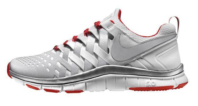 Nike Free Trainer 5.0 'Ohio State'