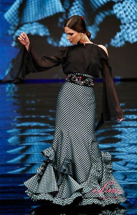 (16) Vestidos de flamenca y olé