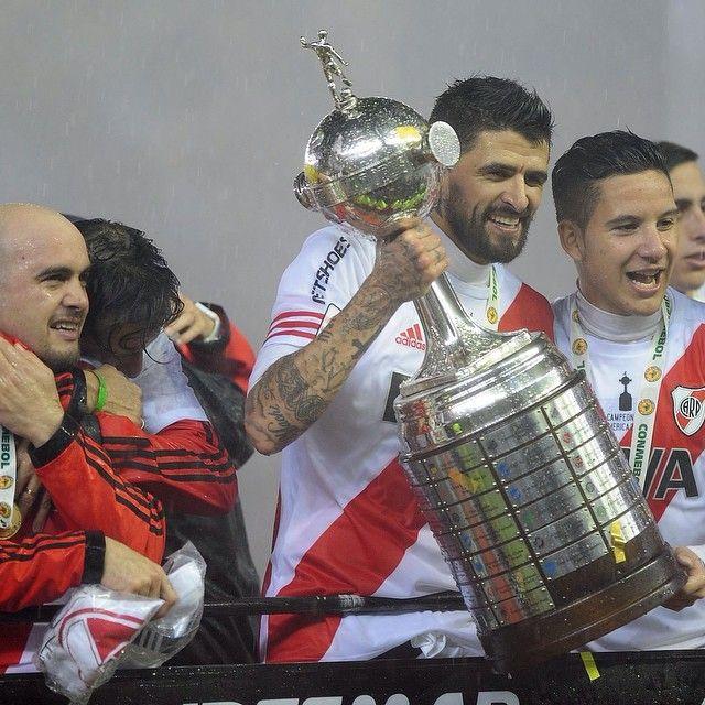 Lucho Gonzalez #Revancha #Campeon #River #Comandante