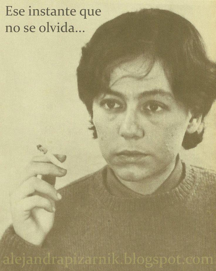 ese+instante+pizarnik+cigarro+fumando.jpg (1277×1600)