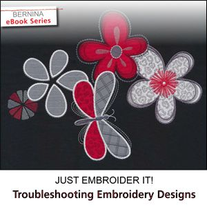 machine embroidery troubleshooting