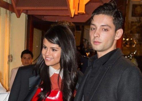 Selena Gomez y una cita muy romántica con un modelo