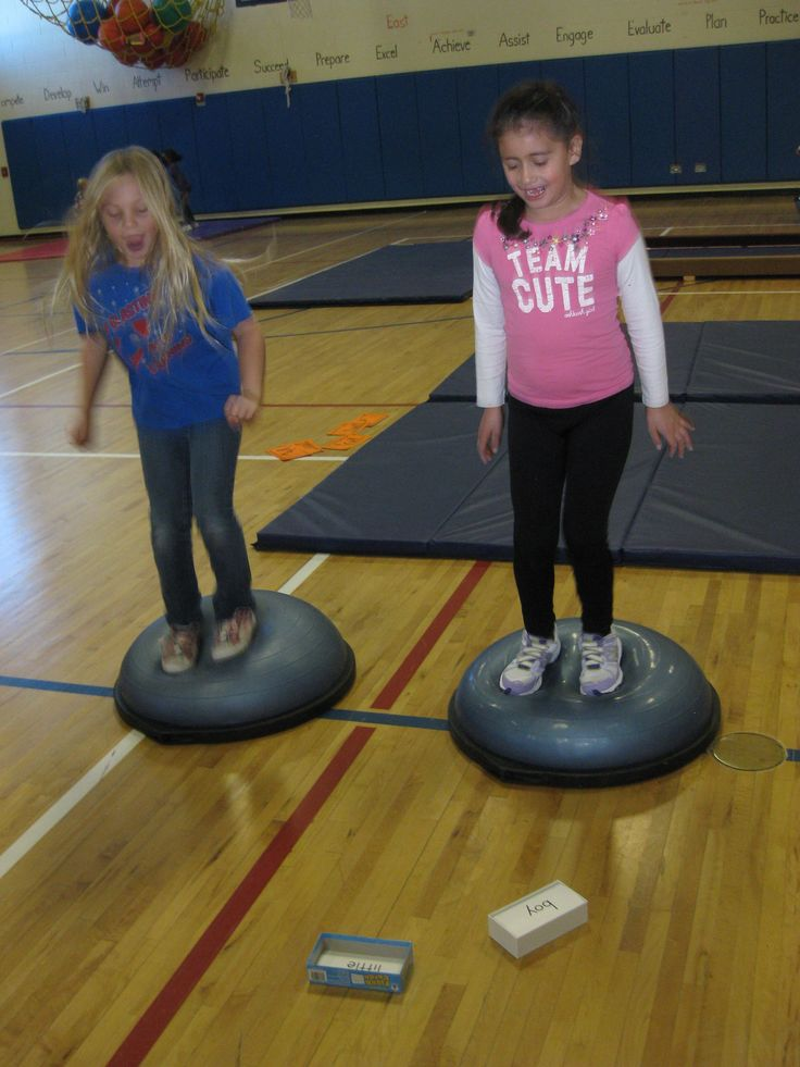 Teaching Site Words in Physical Education and many great lesson ideas including PE Monopoly!