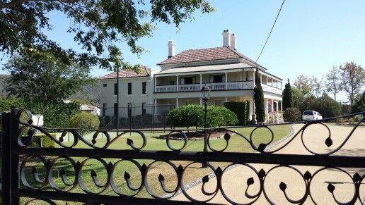Grand colonial Queenslander, Glenlyon House, in Ashgrove, Queensland.