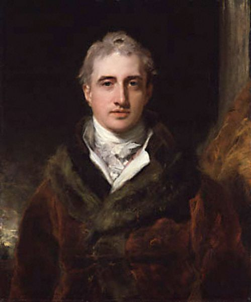 Robert Stewart, Viscount Castlereagh and 2. marquess of Londonderry - Cravat - Wikipedia, the free encyclopedia