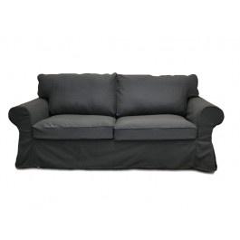 248 ikea ektorp sleeper sofa slipcover, ektorp sofa bed cover