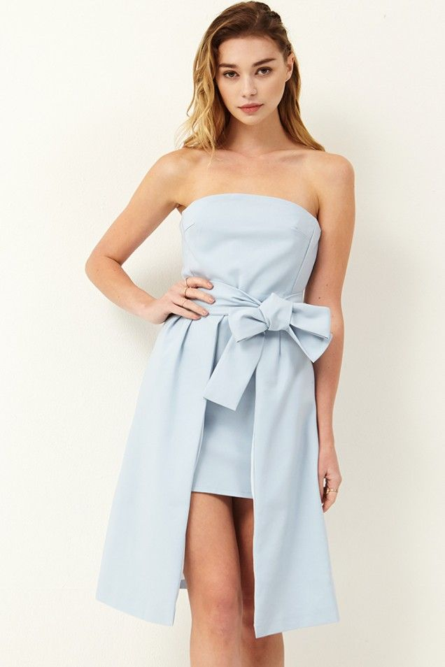 Diane Bow Off-the-Shoulder Dress Discover the latest ...