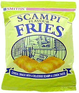 Scampi fries... sooooooo good!