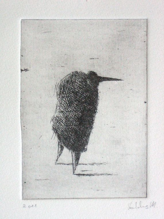 love these etchings....a little dark and weird.