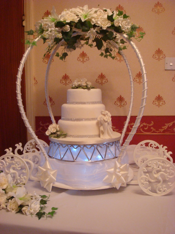 Fountain Cake Stand Hire