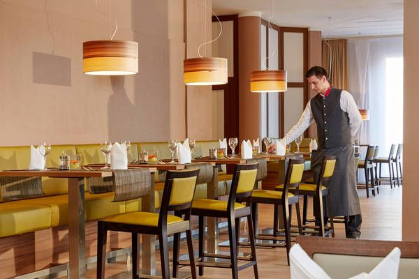 Restaurant im H4 Hotel Hamburg Bergedorf