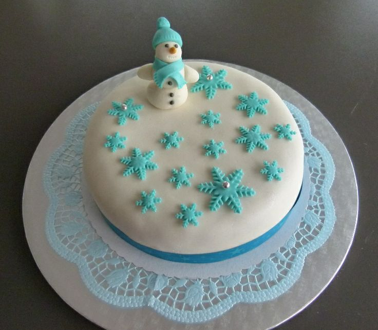 Cake Decorating Classes East Bay : Wintertorte - Winter cake Meine Torten - My Cakes Pinterest Cake