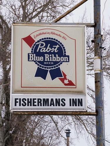 Fisherman's Inn in Pipe, WI.