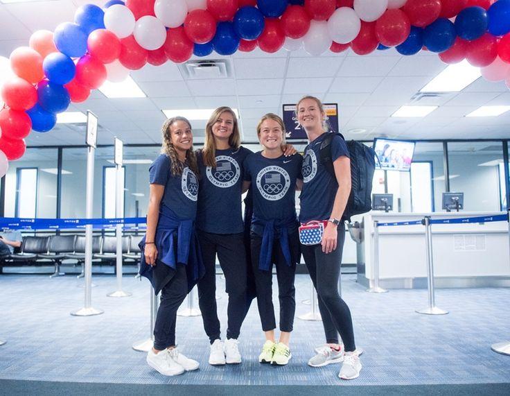 Gallery: WNT Travels to Brazil - U.S. Soccer