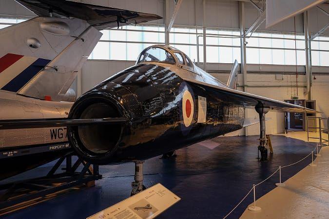 RAF Cosford Short SB5