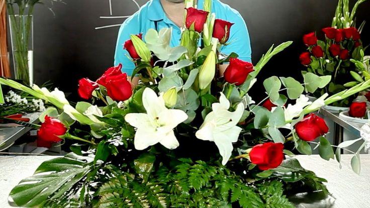 992 best images about arreglos florales on pinterest - Arreglo de flores naturales ...