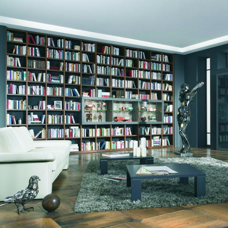 diseño de biblioteca moderna
