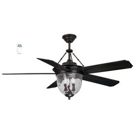 Litex�52-in Aged Bronze Ceiling Fan with Light Kit and Remote 263.99 or better yet how bout 202.00 at lighting Universe with free shipping!