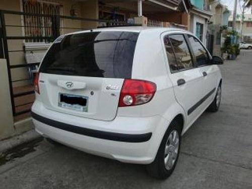 Hyundai Getz GL 13