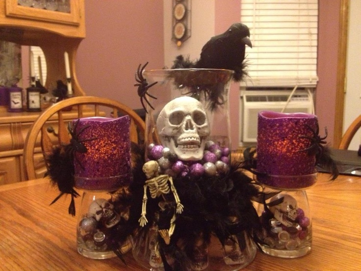halloween table centerpiece - Halloween Table Centerpieces