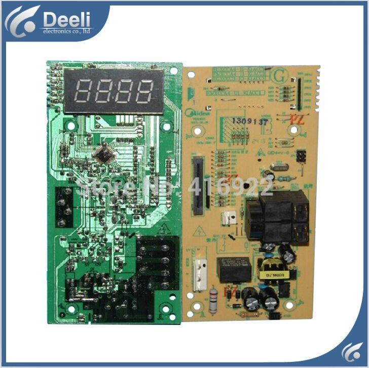 (29.75$)  Watch now - http://aiybs.worlditems.win/all/product.php?id=2023911813 - Free shipping 95% New original for Midea Microwave Oven computer board EGXCCA4-01-R/03-K/06-K/11-K mainboard on sale