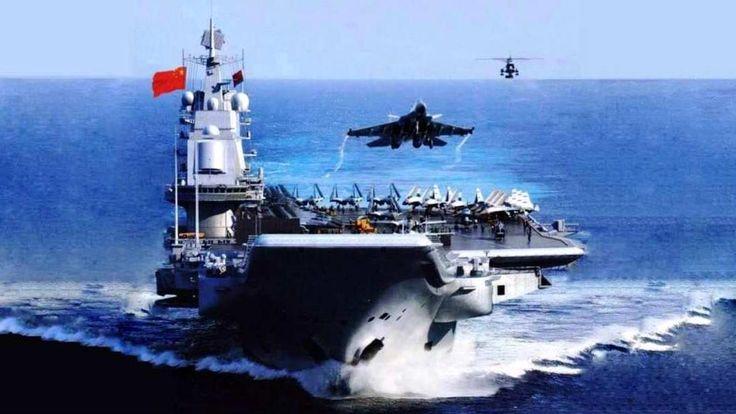 Informe: Cazas chinos atacarán posiciones terroristas en Siria - HispanTV, Nexo…