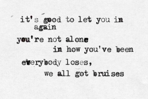 Bruises - Train ft. Ashley Monroe