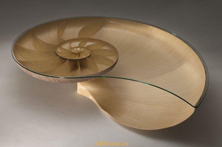 Дизайнерский стол от Марка Фиша. Обсуждение на LiveInternet - Российский Сервис Онлайн-Дневников