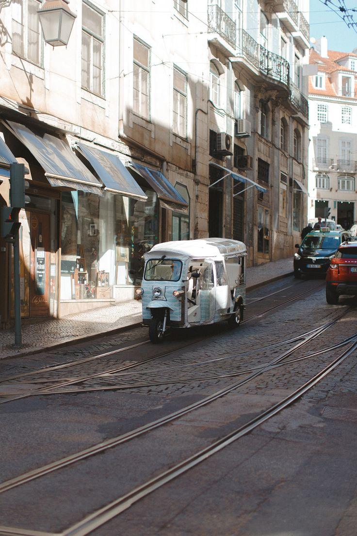 Alfama, Lisbon, Portugal • WishWishWish