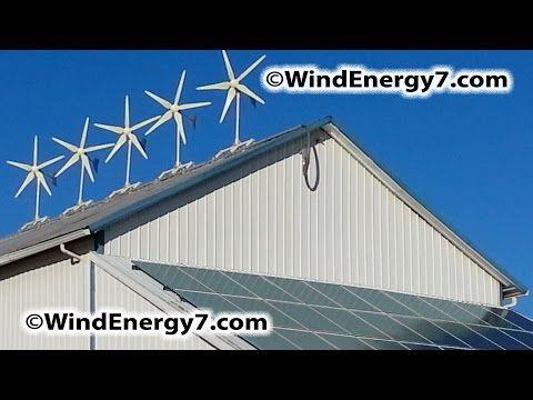 Home Wind Turbine Kits, Residential Wind Power Kits