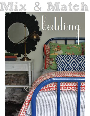 Creative Bedding Layer Options