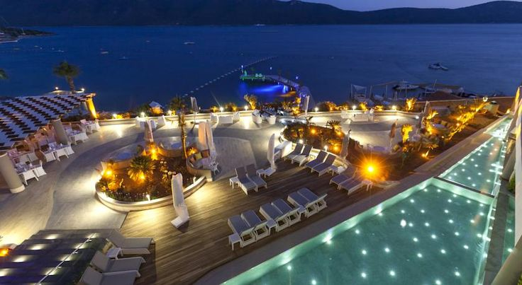 Highly Rated Bodrum Hotels, Aegean Turkey