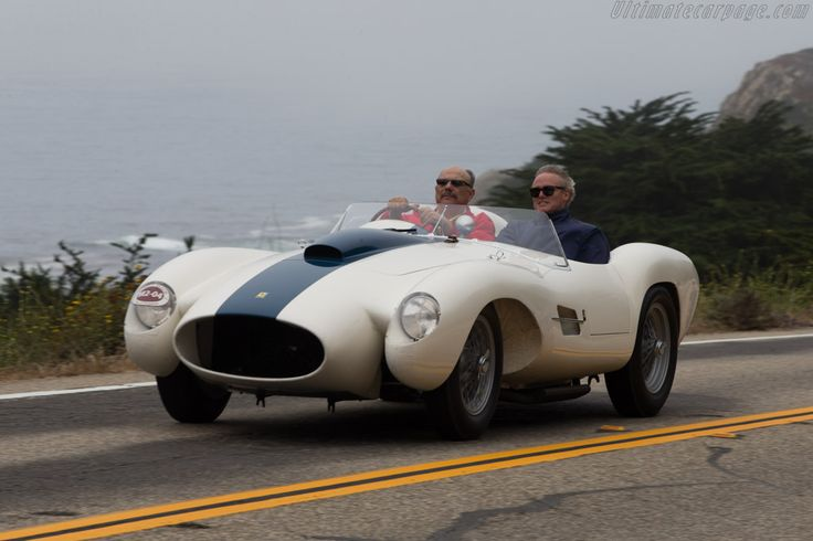 Ferrari 250 Monza Scaglietti Pontoon Spyder (Chassis 0432M - 2014 Pebble Beach Concours d'Elegance) High Resolution Image