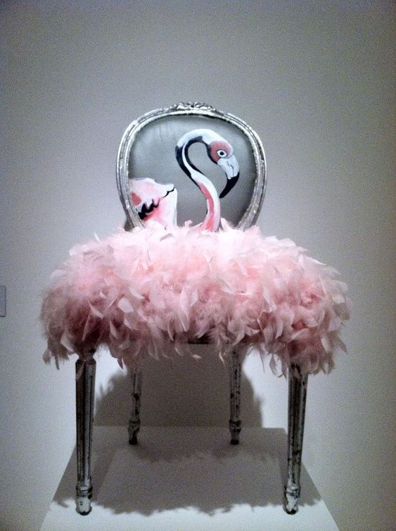 Flamingo chair